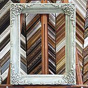 Фоторамки ручной работы. Ярмарка Мастеров - ручная работа Рама для картины или зеркала. Handmade.