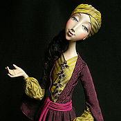 """Куклы и игрушки handmade. Livemaster - original item Doll """"Tale of Scheherazade"""". Handmade."""