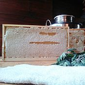 Материалы для творчества handmade. Livemaster - original item Our forest honey 1.4 kg.. Handmade.