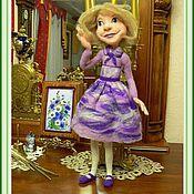 Куклы и игрушки ручной работы. Ярмарка Мастеров - ручная работа Валяная кукла. Handmade.