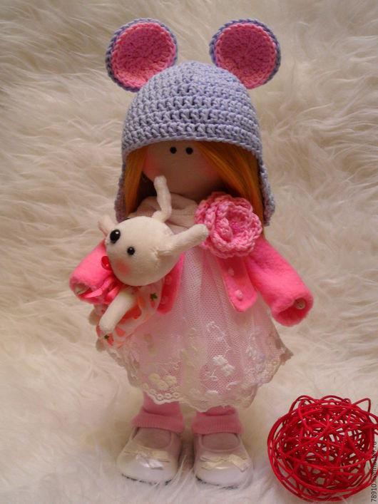 Человечки ручной работы. Ярмарка Мастеров - ручная работа. Купить кукла Тильда большеножка текстильная, интерьерная. Handmade. кукла Тильда