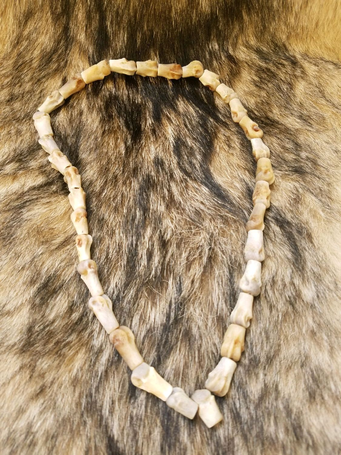 Beads of bone of the wolf, Rosary, Moscow,  Фото №1