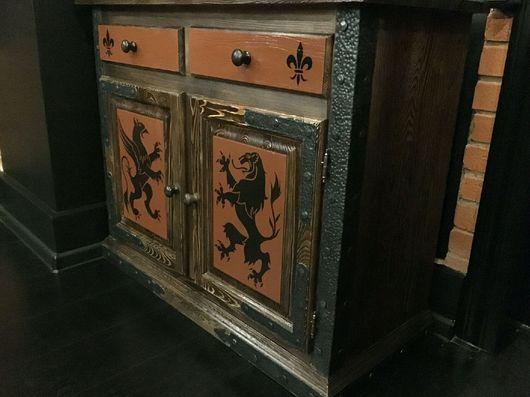 Мебель ручной работы. Ярмарка Мастеров - ручная работа. Купить Комод. Handmade. Комод