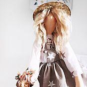 Куклы и игрушки ручной работы. Ярмарка Мастеров - ручная работа Тильда Нелечка. Handmade.