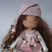 Куклы и игрушки ручной работы. Ярмарка Мастеров - ручная работа Цветочная Гномочка ( Чихунья). Handmade.