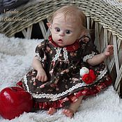 Куклы и игрушки ручной работы. Ярмарка Мастеров - ручная работа Наряд Шоколадный для Эльфика). Handmade.