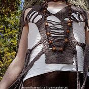 """Одежда ручной работы. Ярмарка Мастеров - ручная работа Майка """"Wanderer"""". Handmade."""