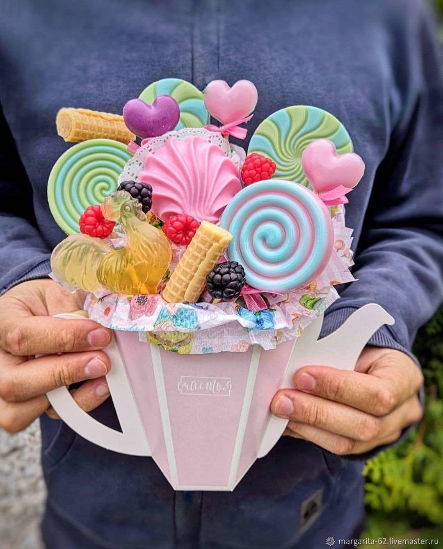 Чайник с леденцами из мыла, Мыло, Санкт-Петербург,  Фото №1