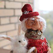 Куклы и игрушки ручной работы. Ярмарка Мастеров - ручная работа Зубная фея). Handmade.