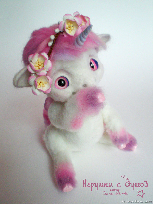 Animal Toys Handmade Livemaster