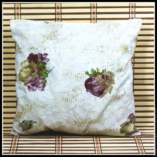 """Текстиль, ковры ручной работы. Ярмарка Мастеров - ручная работа. Купить Эко подушки - """" Сонная """" - травяная. Handmade."""