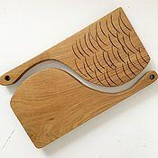 Для дома и интерьера ручной работы. Ярмарка Мастеров - ручная работа Сервировочная доска. Handmade.