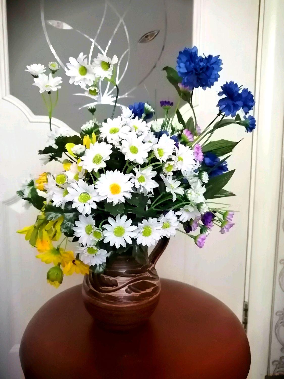 Букет полевых цветов, Букеты, Ершов,  Фото №1