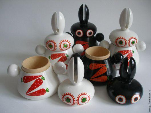 Игрушки животные, ручной работы. Ярмарка Мастеров - ручная работа. Купить ZORRO заяц-шкатулка бонбоньерка. Handmade. Заяц, конфетница