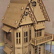 Куклы и игрушки handmade. Livemaster - original item Dollhouse puzzle. Handmade.