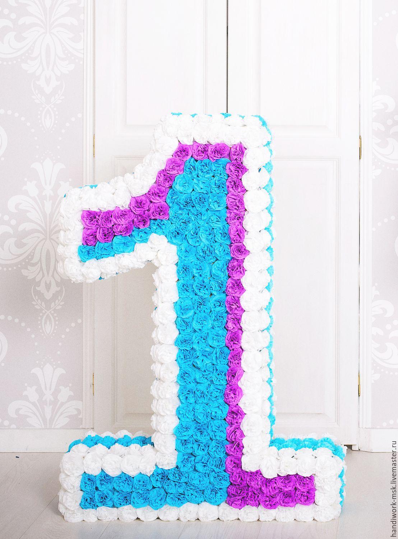 Цифры из салфеток своими руками: как сделать и украсить 24