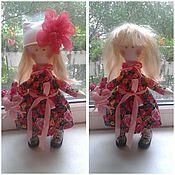 Куклы и игрушки ручной работы. Ярмарка Мастеров - ручная работа Рита. Handmade.