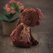 Куклы и игрушки ручной работы. Ярмарка Мастеров - ручная работа Обезьянка Jana. Handmade.