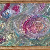 """Картины и панно ручной работы. Ярмарка Мастеров - ручная работа Картина """"Цветочный сон"""". Handmade."""