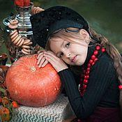 Русский стиль ручной работы. Ярмарка Мастеров - ручная работа Кокошник стилизованный. Handmade.