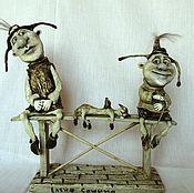 Куклы и игрушки ручной работы. Ярмарка Мастеров - ручная работа Ангел прилетел. Handmade.