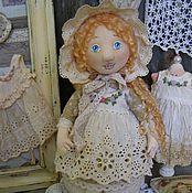 Куклы и игрушки ручной работы. Ярмарка Мастеров - ручная работа Пастушка Софи, интерьерная кукла. Handmade.