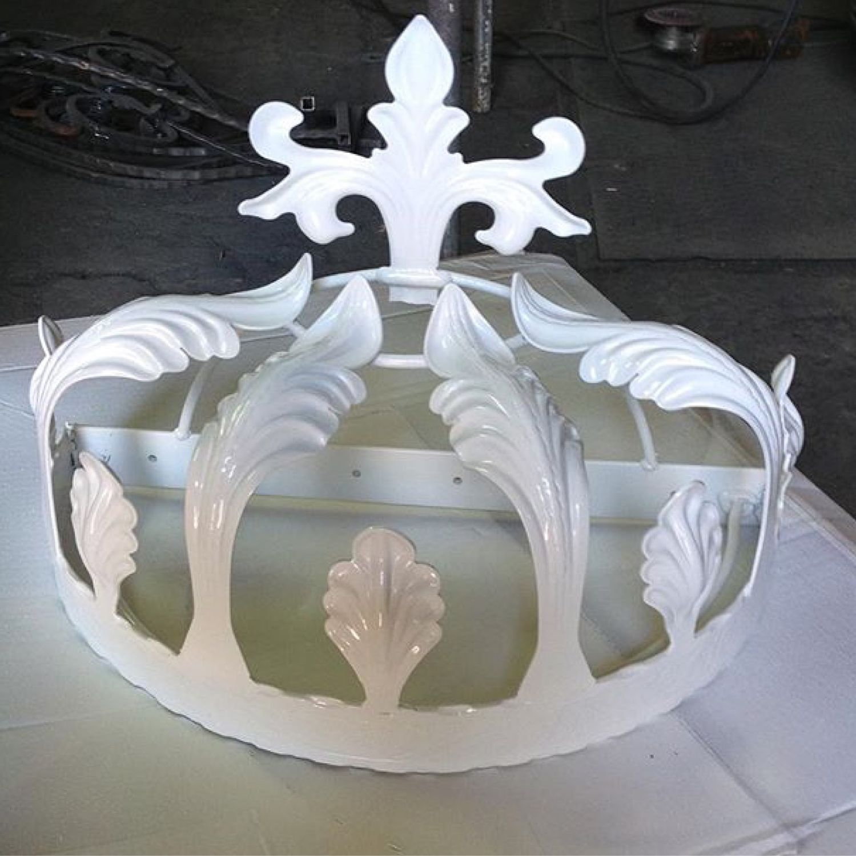 "Карниз для балдахина ""Корона"", Балдахин для кроватки, Анапа,  Фото №1"