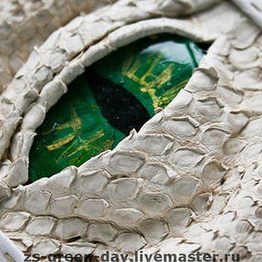 Куклы и игрушки ручной работы. Ярмарка Мастеров - ручная работа драконы белого леса. Handmade.
