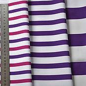 Материалы для творчества handmade. Livemaster - original item The narrow fabric strip, the fabric strip is wide, striped fabric. Handmade.