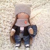 """Куклы и игрушки ручной работы. Ярмарка Мастеров - ручная работа Портретная куколка """"Маруся"""". Handmade."""