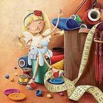 Баба Валя - Ярмарка Мастеров - ручная работа, handmade
