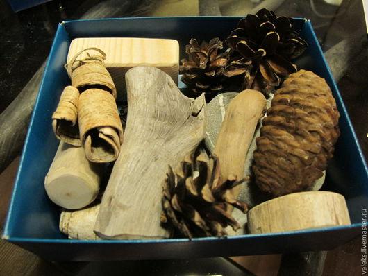 Развивающие игрушки ручной работы. Ярмарка Мастеров - ручная работа. Купить Сенсорная коробочка. Handmade. Сенсорная коробочка, натуральные материалы