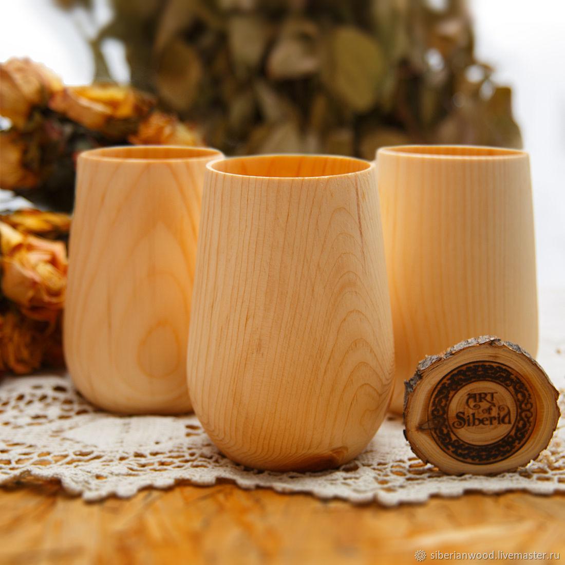 A set of large Glasses 125mm (3#4, Mugs, Novokuznetsk,  Фото №1