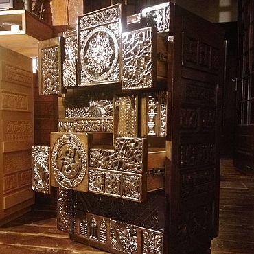 """Мебель ручной работы. Ярмарка Мастеров - ручная работа Кельтский комод """"Черный шоколад"""". Handmade."""