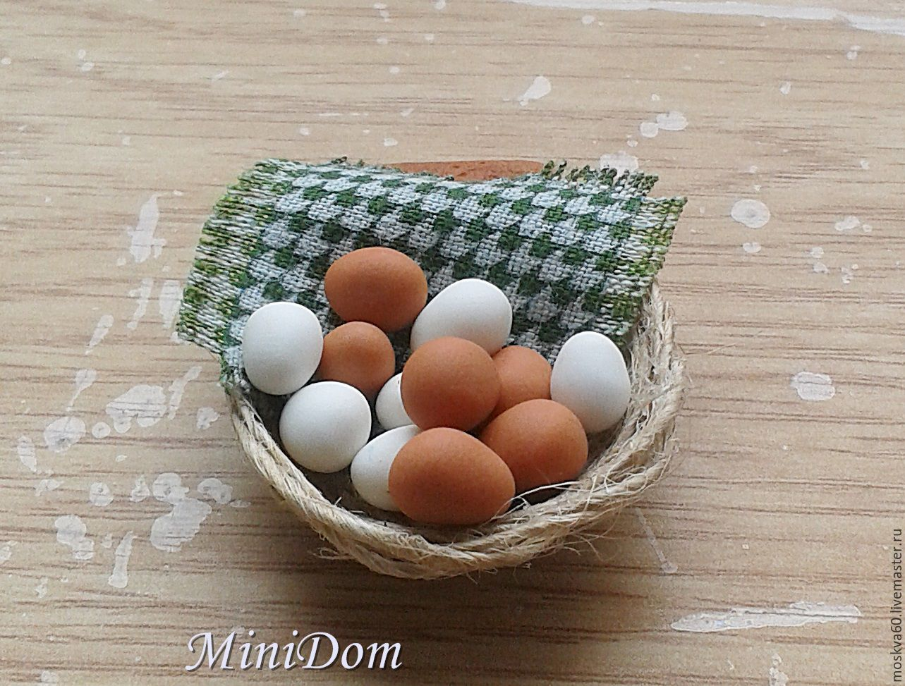 Food for dolls Doll food Eggs homemade Dollhouse miniatures for Doll house Miniature house for dolls Handmade Dollhouse miniature For Dollhouse accessories for dolls
