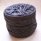 Для дома и интерьера handmade. Livemaster - original item Box leather. Handmade.