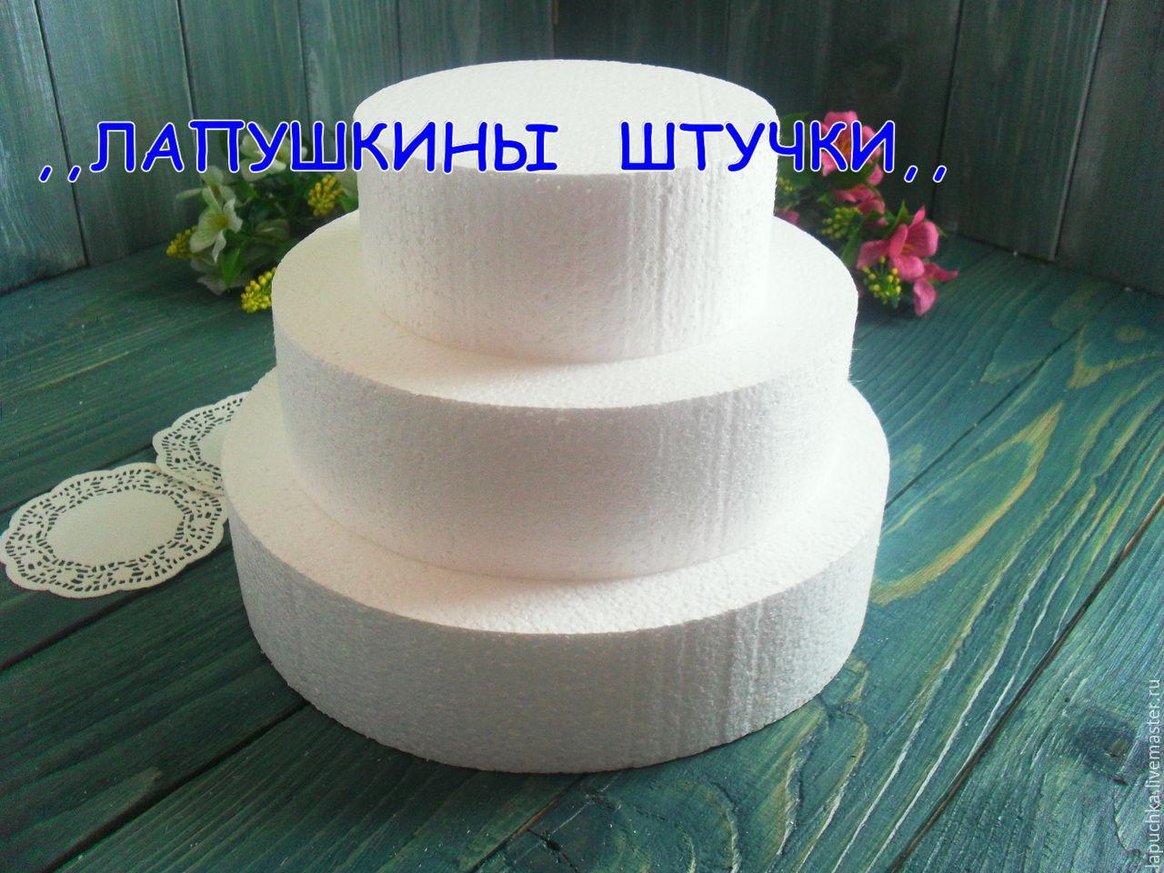Как сделать круглую основу для торта Торт Сердце своими руками - Как испечь торт в виде