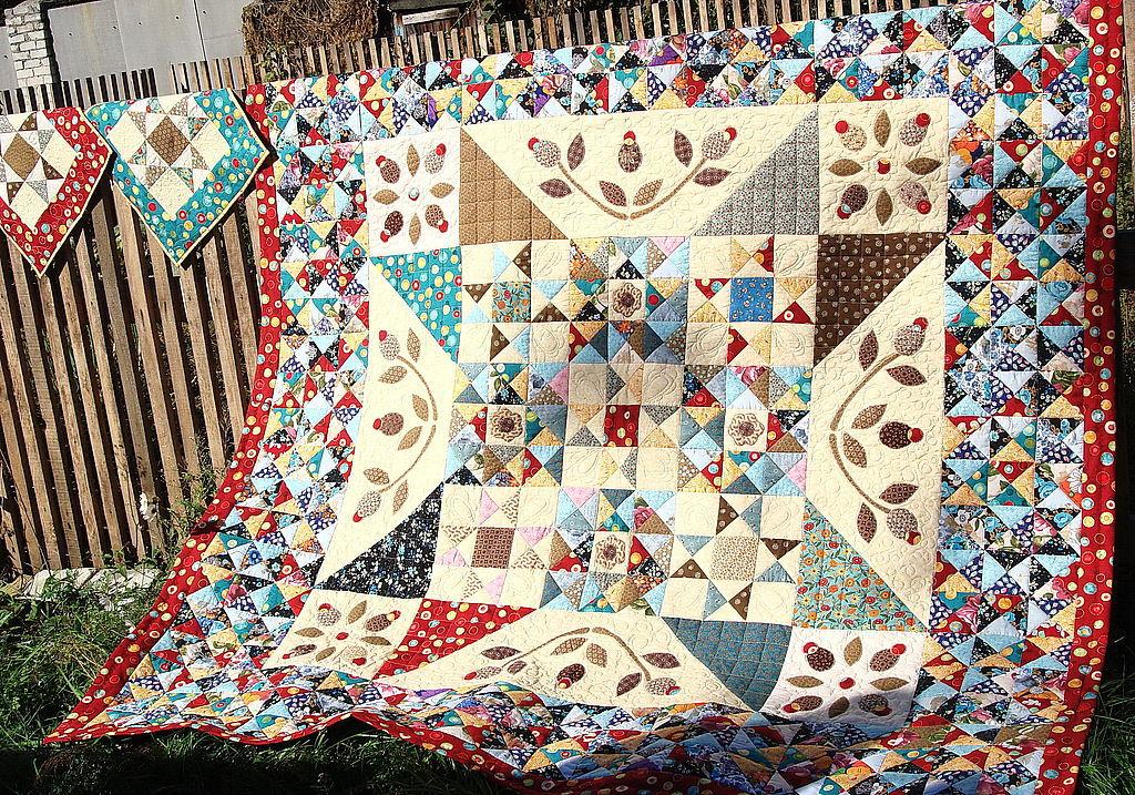 Quiltmaus patchwork