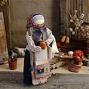 Народная кукла ручной работы. Ярмарка Мастеров - ручная работа Кукла оберег Берегиня дома. Handmade.