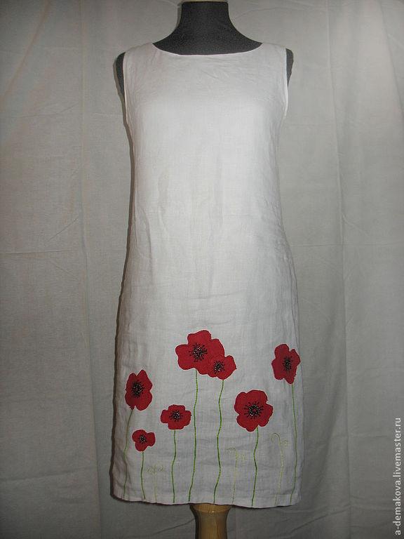 Платье летнее мастер класс