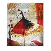 """Картины и панно ручной работы. Ярмарка Мастеров - ручная работа Картина """"В Танце"""". Handmade."""