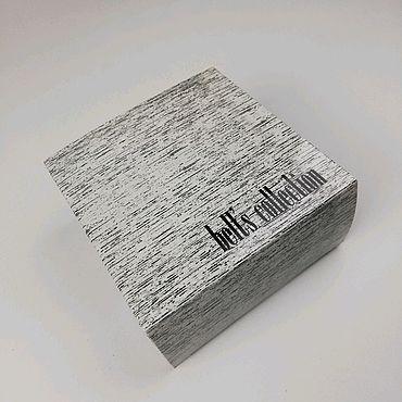 Материалы для творчества ручной работы. Ярмарка Мастеров - ручная работа Коробка для ремня. Handmade.