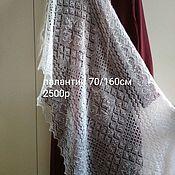 Аксессуары handmade. Livemaster - original item 5-Down stole,shawl from Orenburg. Handmade.