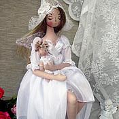 Куклы и игрушки ручной работы. Ярмарка Мастеров - ручная работа Фея - Крестная. Handmade.