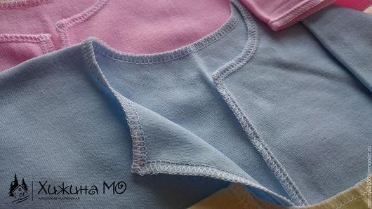 Для новорожденных, ручной работы. Ярмарка Мастеров - ручная работа. Купить Детские распашонки. Handmade. Комбинированный, детская одежда