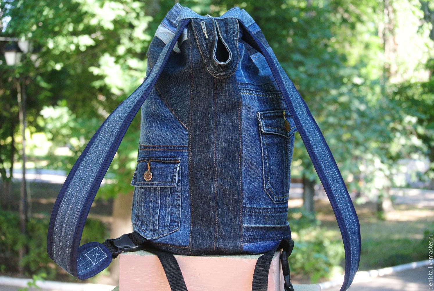 Модели рюкзаков своими руками 9