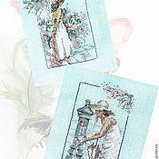 Картины и панно ручной работы. Ярмарка Мастеров - ручная работа Летние картинки. Вышитые картинки в подарок.. Handmade.