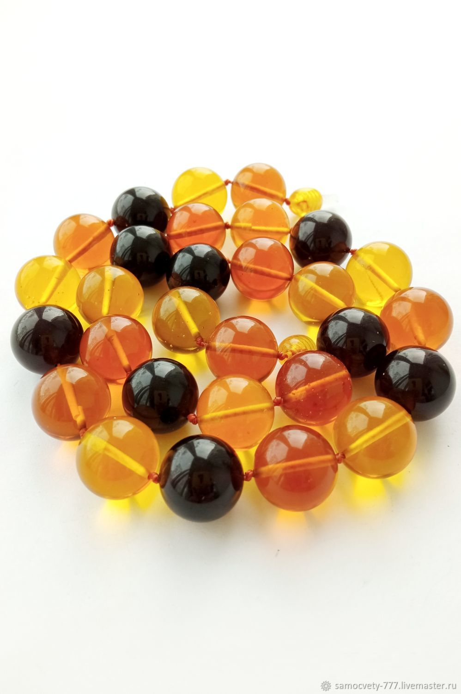 Beautiful Amber beads', Beads2, Feodosia,  Фото №1
