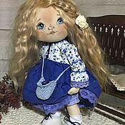 Коллекционная кукла Стеша