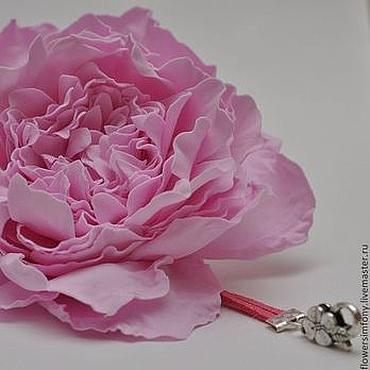 Украшения ручной работы. Ярмарка Мастеров - ручная работа Украшение на руку Розовый Сон. Handmade.